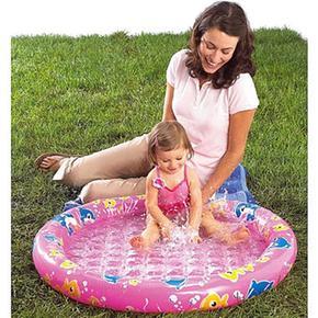 Piscina beb suelo hinchable sizzlin cool color aleatorio for Piscina hinchable bebe