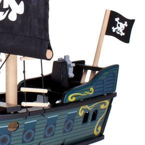 Pirata Caribe Perla Barco La Del 543RjLA