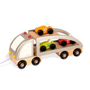 Coches Camión Estirar Transporta A m0nwN8