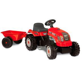Tractor Gm Bull Con Remolque
