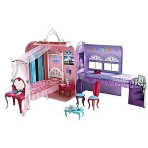 Barbie De Habitación Princesas Maletín qSVpUzM