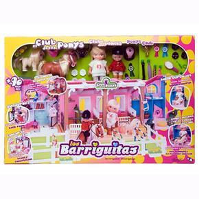 Barriguitas Club Club El Ponys Barriguitas De De El El Ponys Barriguitas Club De NnX80wOPk