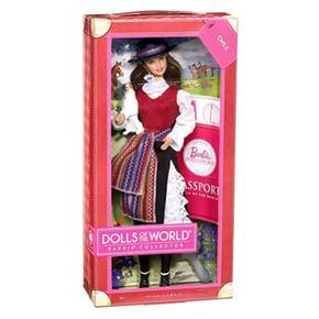 Chile Barbie Chile Barbie Chile Collector Barbie Barbie Collector Collector l1TFKJc