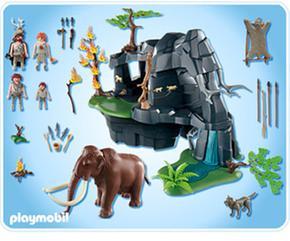 Con Con Playmobil Mamuts Con Mamuts Playmobil Cueva Prehistórica Prehistórica Cueva Playmobil Prehistórica Cueva PkuZXi