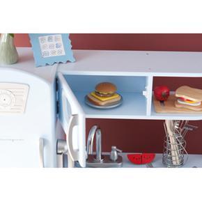 Chef nbsp;cocinita Vintage Kitchenspannbsp; Grand Maderaspan rxtQCshBd