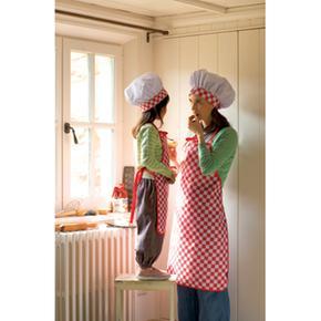 Delantal Grand Chiki Gorro nbsp;set Chefspannbsp; Y AdultoNiñospan Cook K13clFTJ