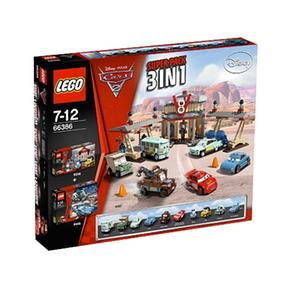 Lego Cars – Súper Pack Especial 3 En 1 – 66386