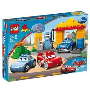 Lego Café Duplo Flo Cars – El 5815 De f6gby7