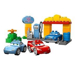 Lego Duplo 5815 Flo De El Café Cars dCxorBe