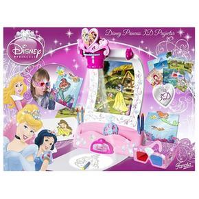 Disney Princesas – Proyector Mágico 3d