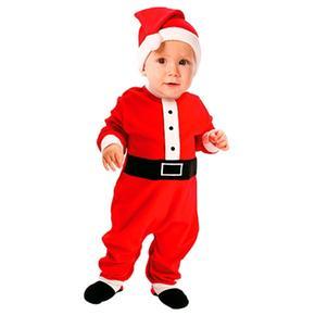Meses Talla Santa Con Gorro Claus 12 Pijama 6 Bruin Nmwn8v0O