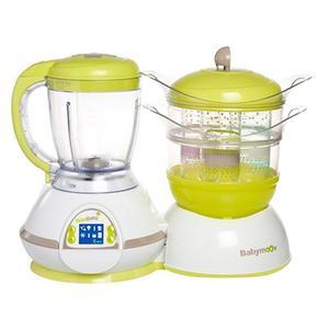 Nutribaby Robot De Cocina Para Comida De Bebés – Verde