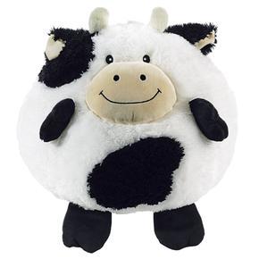 Bola Vaca Blanca Y Negra 32cm