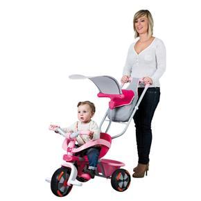 Triciclo Evolutivo Baby Driver Confort Niña Smoby