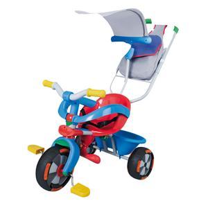 Triciclo Evolutivo Baby Driver Confort Mixto Smoby