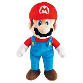 Peluche Mario Bros De Medium Mario Importación