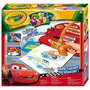 Aer grafo de cars crayola for Aerografo crayola amazon