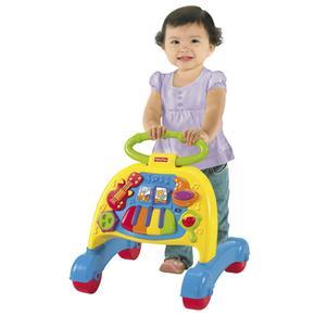 Andador Activity Musical Mattel