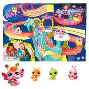 El Parque De Las Hadas Littlest Pet Shop Hasbro