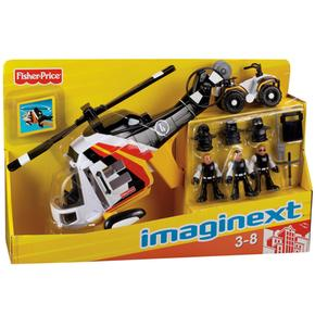 Supervehículos De Rescate Imaginext Fisher Price