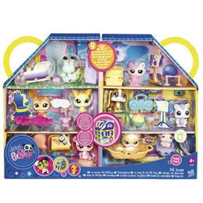 La Casa De Littlest Pet Shop Hasbro