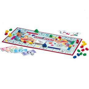 Juego Monopoly Junior Hasbro