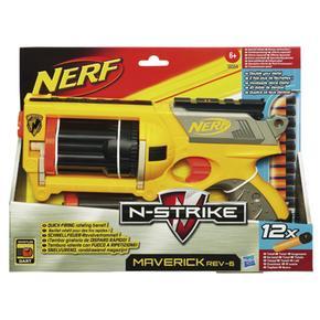 N-strike Maverick Dobla Dardos Nerf