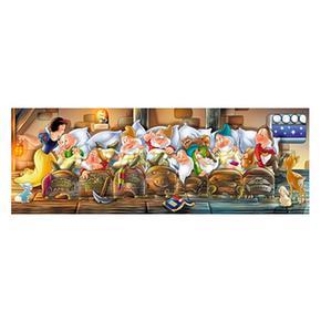 Puzzle 1000 Piezas Panorámico Disney Blancanieves