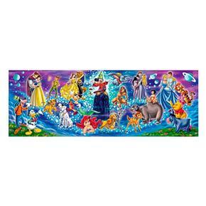 Puzzle 1000 Piezas Panorámico Disney Family