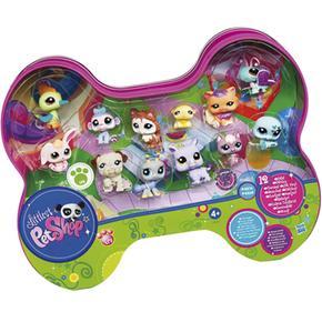 Littlest Pet Shop Lata Guarda Hueso Hasbro