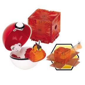 Poké Ball Con Dado Automático Bandai
