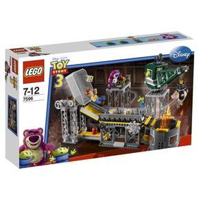 Grúa De Los Marcianos Y Compactador De Basura Toy Story Lego