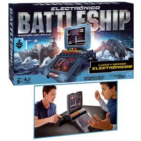 Juego Battleship Electrónico Hasbro