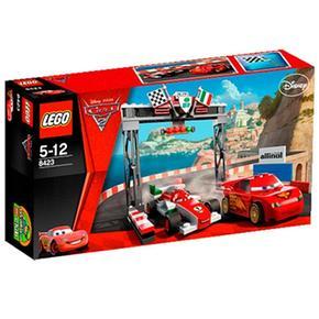Lego Cars – La Carrera Por El Gran Premio Mundial – 8423