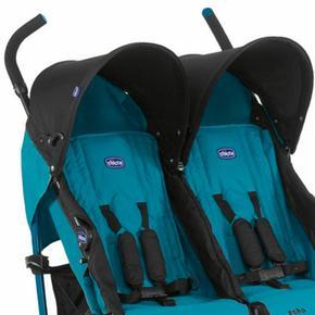 De Paseo Gemelar Silla Turquoise Echo Twin QshCtrd