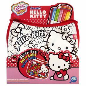 Bolso hello kitty color me mine cife - Marcador de ropa mine el corte ingles ...