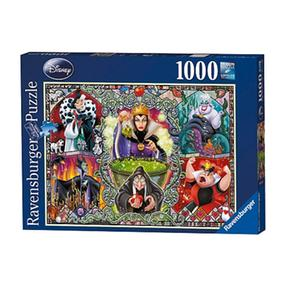 "- Puzzle 1000 Piezas – Disney ""wicked Women Ravensburger"