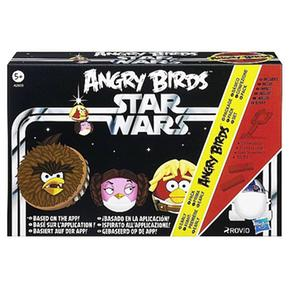 Angry Birds – Pack 4 Angry Birds Star Wars
