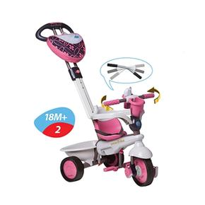 Triciclo Dream Trike Trike Smart Dream Triciclo Pink Pink Smart Pk8n0wO