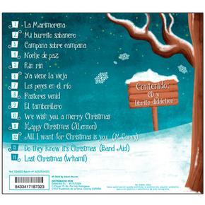 Kids Cd Idioma Castellano Wonderful Musical Navidad cJl13TFK