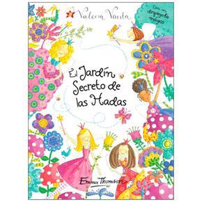 El jard n secreto de las hadas for El jardin de los secretos