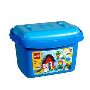 De Lego More 6161 Bricks Ladrillos Caja And HE29YDIW