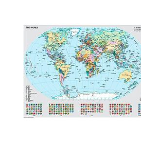 1000 Piezas Mapamundi Puzzle Político Ravensburger hQrCsdxBt