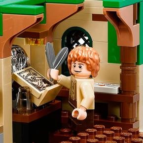 Inesperada Visita The Hobbit The Una rQdths