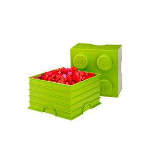 Brick 4 Verde De Storage Lima Almacenaje Caja rdxQCBoWe