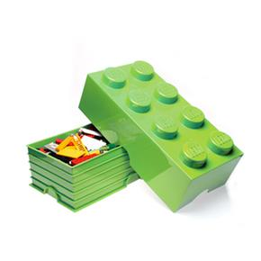 Lima Almacenaje Caja 8 Verde Storage Brick De clJ3FTK1