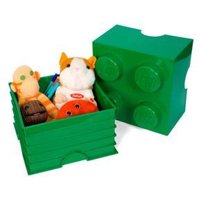 Storage Brick De Verde 4 Caja Almacenaje Oscuro BeWrdCoQx
