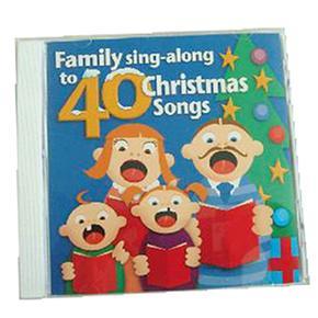 Xmas Cd Family Songs
