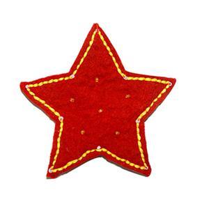 Xmas Felt Star