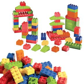 Bebéspan 100pcsspannbsp; Construcción Blocks De nbsp;juego baby Basic mwN8n0v